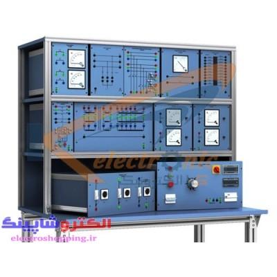 ست آزمایشگاهی بررسی سیستم های قدرت مدل B