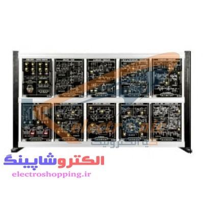 ست آزمایشگاهی مدارهای مخابراتی آنالوگ و دیجیتال