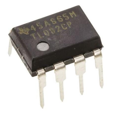 تقویت کننده عملیاتی TL082