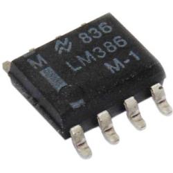 آی سی تقویت صدا LM386MX