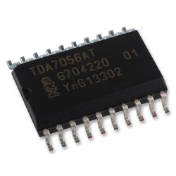 آی سی تقویت صدا TDA7056AT