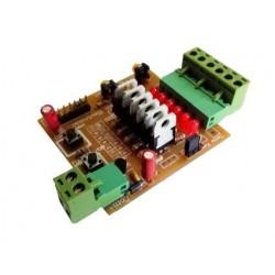 فلاشر 6 کانال برنامه دار T24.1 آیلین الکترونیک