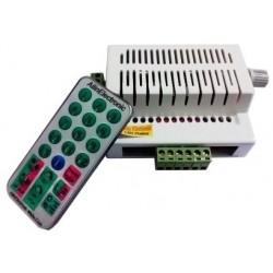 فلاشر 6 کانال ریموت دار قابل برنامه ریزی R8