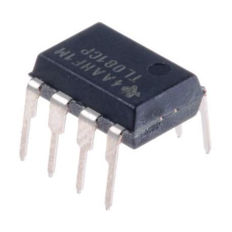 آی سی تقویت کننده TL081
