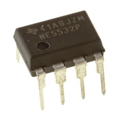 آی سی تقویت کننده NE5532