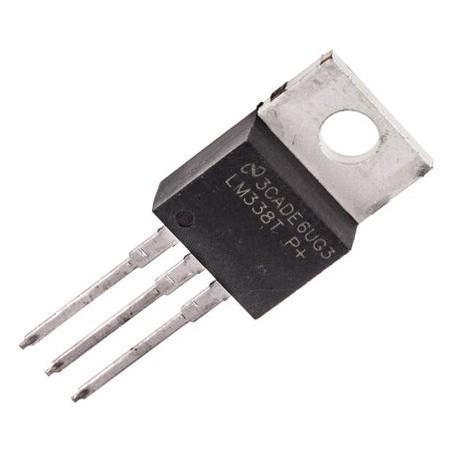 رگولاتور قابل تنظیم LM338T