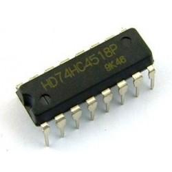آی سی شمارنده (BCD) 74HC4518