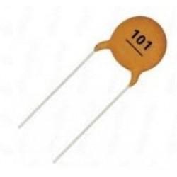 خازن عدسی 100 پیکو فاراد - بسته 10 تایی