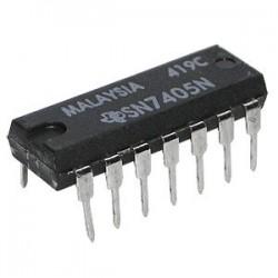 آی سی اینورتر (گیت NAND) SN7405N