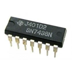 آی سی گیت NAND کلکتور باز SN7438