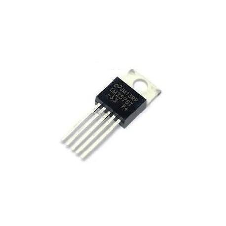 آی سی رگولاتور 3.3 ولت LM2576T - 3.3