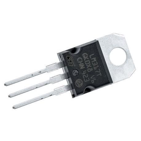آی سی رگولاتور قابل تنظیم LM317T