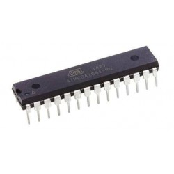 میکروکنترلر ATmega168A-PU