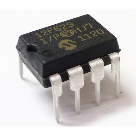 میکروکنترلر PIC12F629-I/P