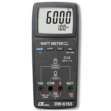 وات متر مارک لوترون مدل LUTRON DW-6163