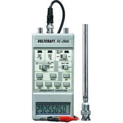 فرکانس متر مارک لوترون مدل LUTRON FC-2500A