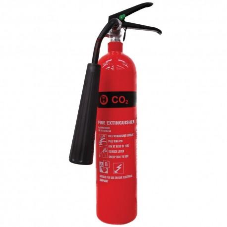 کپسول آتشنشانی 3 کیلویی CO2