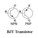 ترانزیستورهای دو قطبی (BJT)