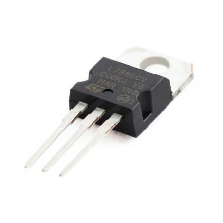 رگولاتور L7805CV