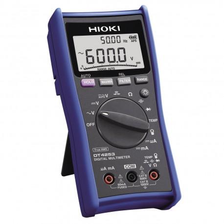 مولتی متر دیجیتال مارک هیوکی مدل HIOKI DT-4253