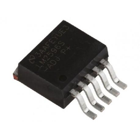 رگولاتور قابل تنظیم LM2596S-ADJ