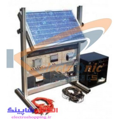 ست آزمایشگاهی انرژی خورشیدی مدل A