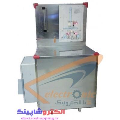 پلنت آزمایشگاهی کنترل صنعتی