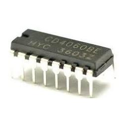 آی سی شمارنده CD4060BE