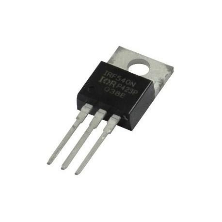 ترانزیستور ماسفت IRF540N