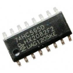 آی سی شیفت رجیستر 74HC595D