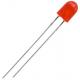 LED اوال قرمز مارک HG - بسته 1000 تایی