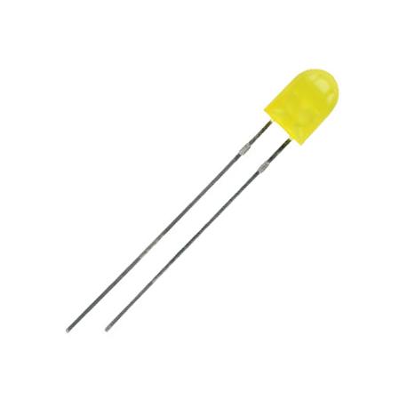 LED اوال زرد مارک HG - بسته 1000 تایی