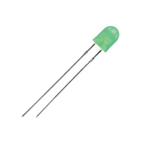 LED اوال سبز مارک HG - بسته 1000 تایی