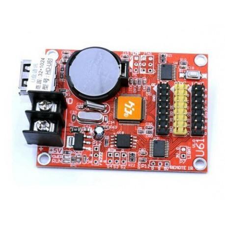 برد کنترلی تابلو روان HD U61
