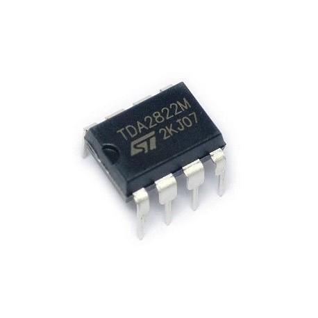 آی سی تقویت صدا TDA2822