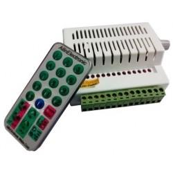 فلاشر 14 کانال ریموت دار قابل برنامه ریزی R8