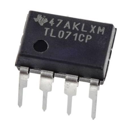 آی سی تقویت کننده TL071