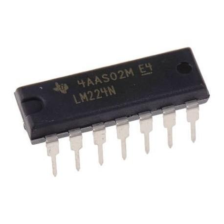 آی سی تقویت کننده LM224