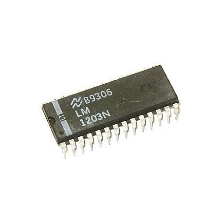 آی سی آمپلیفایر LM1203