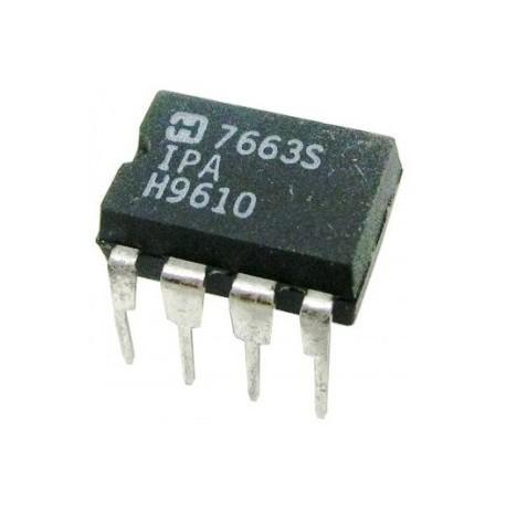 رگولاتور قابل تنظیم ICL7663