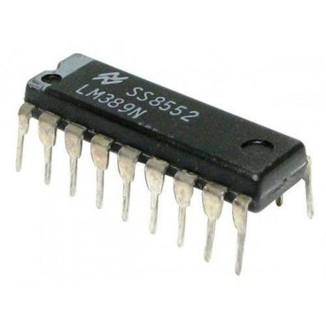آی سی تقویت صدا LM389