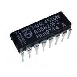 آی سی شمارنده (BCD) 74HC4510