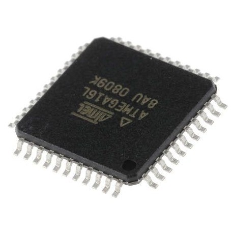 میکروکنترلر ATmega16L-8AU