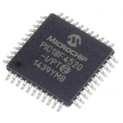 میکروکنترلر PIC18F4520-I/PT