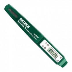رطوبت سنج و دماسنج قلمی مارک اکستچ مدل EXTECH 44550