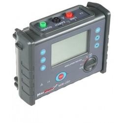 تستر مقاومت عایقی (میگر) 2500 ولت مدل MARMONIX MIR-202