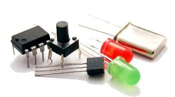 قطعات الکترونیک