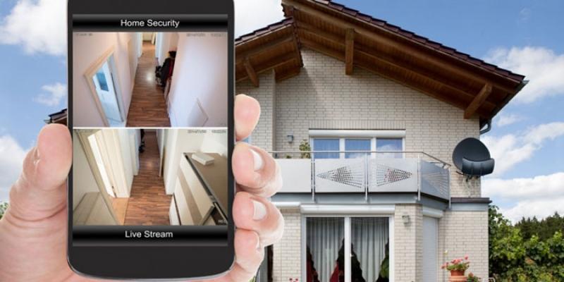 سیستم امنیتی خانگی چگونه کار میکند؟
